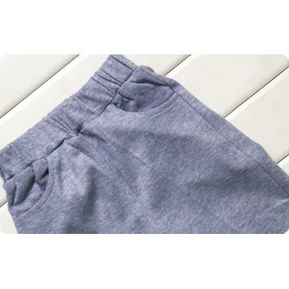 Boy Suit 3pcs Long Sleeves Top+ Vest+Pant