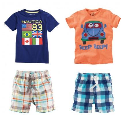 Boy Top+Pant Set 210790