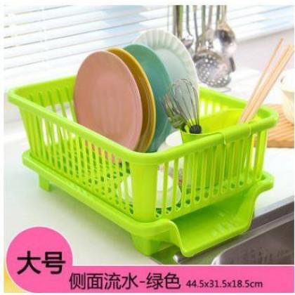 OFFER! Single Tier Dish Rack Drainer (Drying Rack)