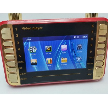 """MP4 Kids EDUCATION Learning Multimedia Player Video 4.3"""""""