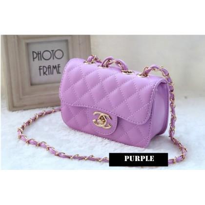 [READY STOCK] Cute Girl Chanel Inspired Handbag bag   sling bag #1168
