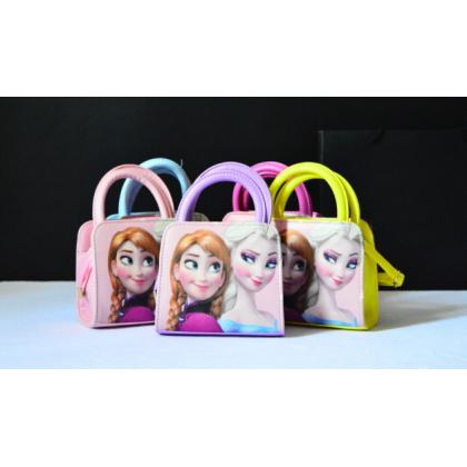 [READY STOCK] Cute Girl Frozen Anna Elsa Style Handbag