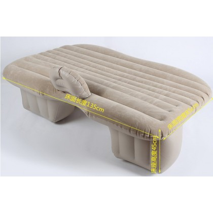 [READY STOCK] Inflatable Car Bed Mattress with safety wall