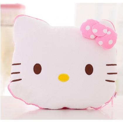 [READY STOCK] Hello Kitty Blanket Pillow