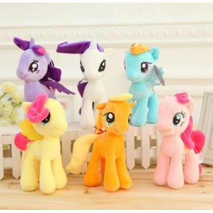 Cute SoftPlush Toy My Little Pony