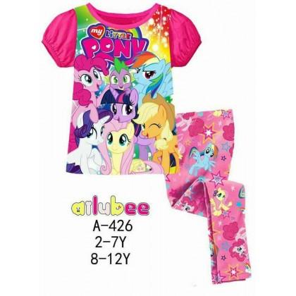 My Little Pony Ailubee Pyjamas (A-426) 3y