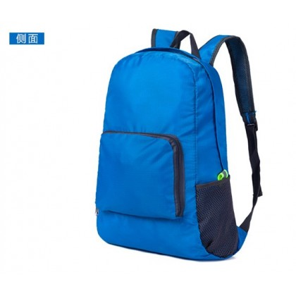 [READY STOCK] NEW 20L Light-weight waterproof Foldable Portable Outdoor Happy Travel Packs Backpack