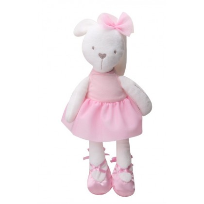 Rabbit/Bear Soft Plush Doll  (READY STOCK)