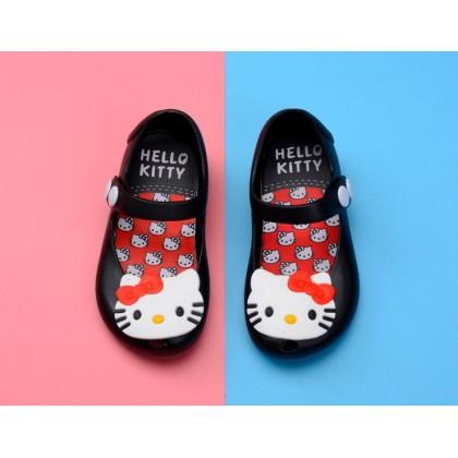 Kids Cartoon Jelly Shoes Sandal -Cute HELLO KITTY