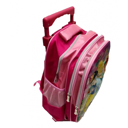 6D 14inch School Bag Trolley School Bag - My Little Pony