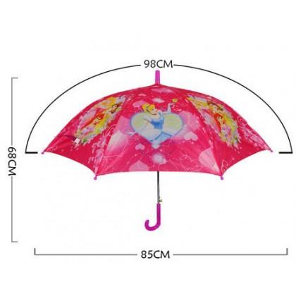 Kids Cartoon Long Umbrella HELLO KITTY