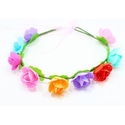 [READY STOCK] Princess Accessories_Flower Headband