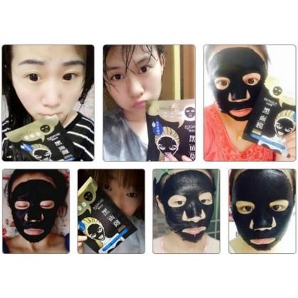 BIOAQUA Face Mask Sheet Pack Collagen Essence Deep Moisture Cosmetics Skin Care