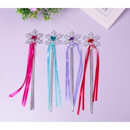 [READY STOCK] Princess Wand _Blue,Pink,Purple