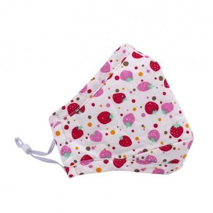 3D Kid Children Cotton Washable Mask + FREE 2pcs PM2.5 Filter
