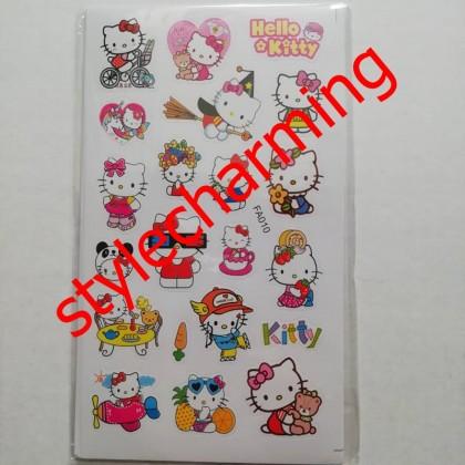 Cute Sticker Girl Boy Disney cartoon
