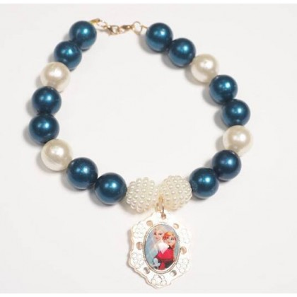 Frozen Bracelet (available white pearl only)