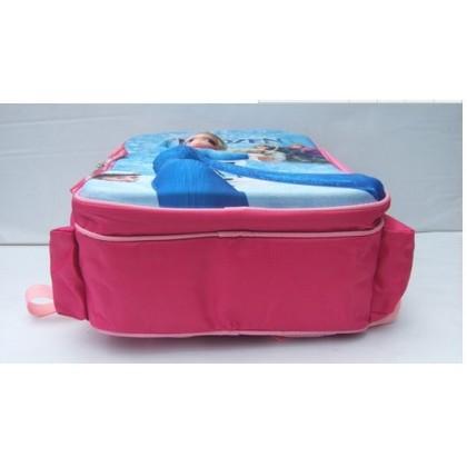 Frozen School Backpack -3D Measurement : 40cm x 29cm x 16cm