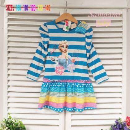 Frozen Dress 3