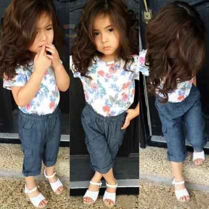 Girl Set Top+ Pant SA4235