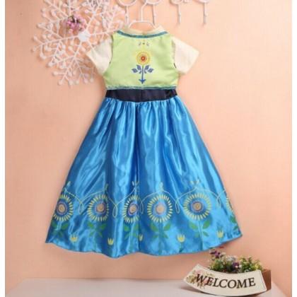 New Frozen Anna Dress + Vest (2pcs) 31587